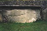 Passage Tomb Support Stone, Knowth