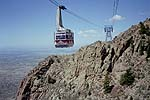 Albuquerque in Background from Sandia Peak Tram