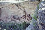 Square Tower House Ruins, Mesa Verde, Colorado